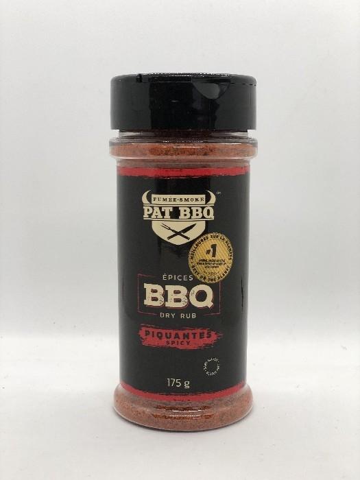 Épices BBQ Piquantes 175 g
