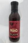 Sauce BBQ Rouge Sauvage 350 ml