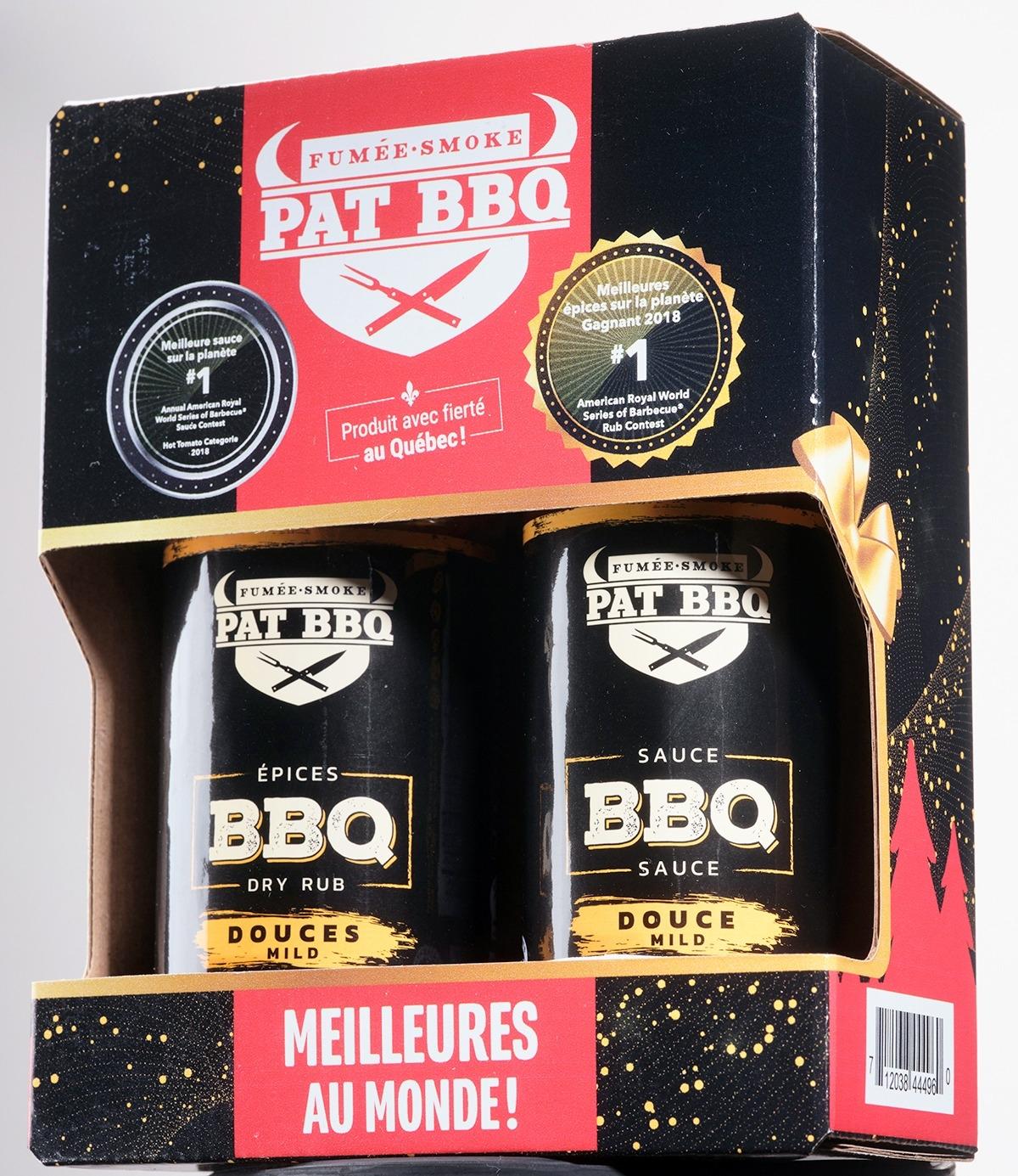 Boite Cadeau 1 Sauce et Épices douces 350g