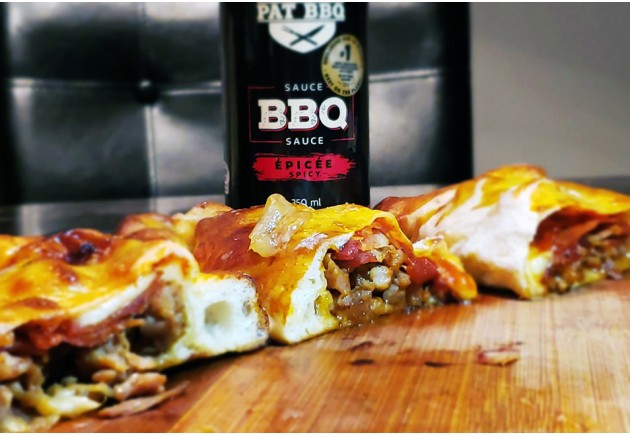 Calzone Pat BBQ