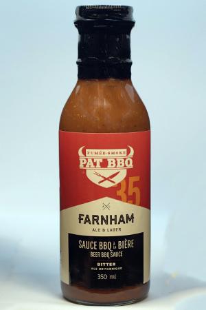 Sauce BBQ Farnham 350ml